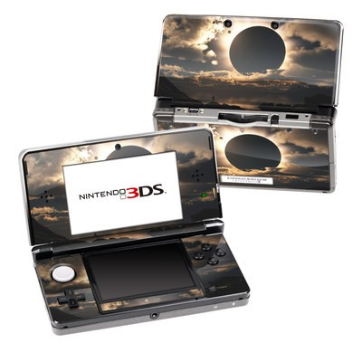 Nintendo 3DS Skin - Moon Shadow