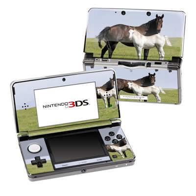 Nintendo 3DS Skin - New Life