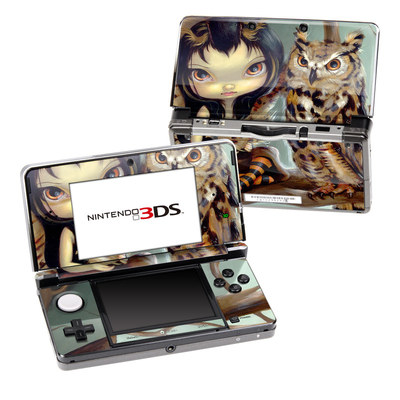 Nintendo 3DS Skin - Owlyn