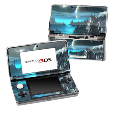 Nintendo 3DS Skin - Path To The Stars