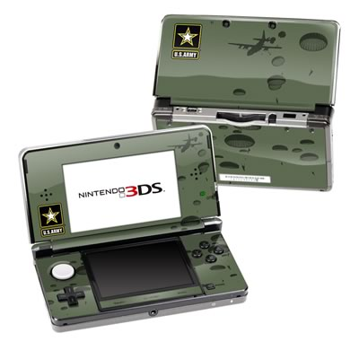 Nintendo 3DS Skin - Pull The Lanyard