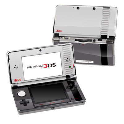 Nintendo 3DS Skin - Retro Horizontal