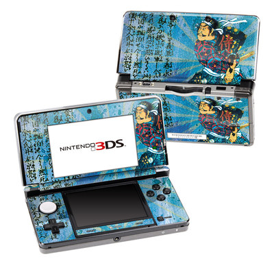 Nintendo 3DS Skin - Samurai Honor