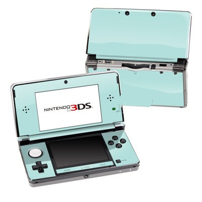 Nintendo 3DS Skin - Solid State Mint