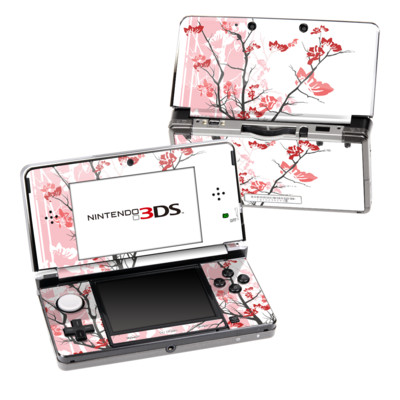 Nintendo 3DS Skin - Pink Tranquility