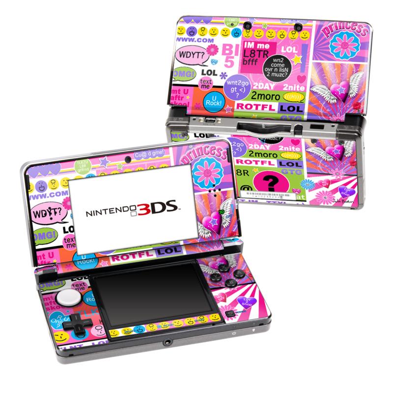 Nintendo 3ds Colors Cases Nintendo 3DS Sk...