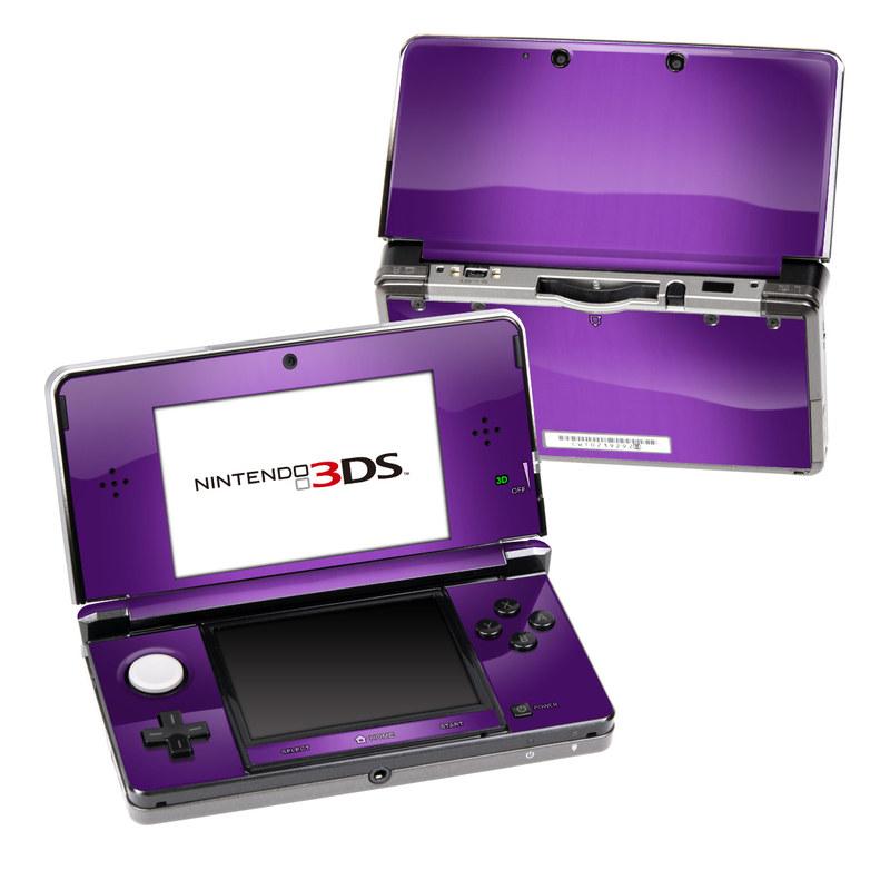 Nintendo 3ds Colors Cases Nintendo 3DS Skin - Pu...