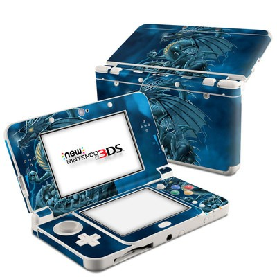 Nintendo 3DS 2015 Skin - Abolisher