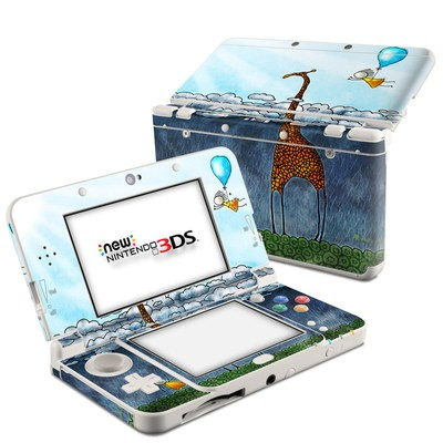 Nintendo 3DS 2015 Skin - Above The Clouds