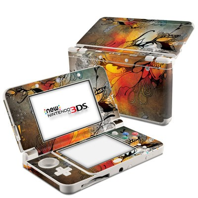 Nintendo 3DS 2015 Skin - Before The Storm