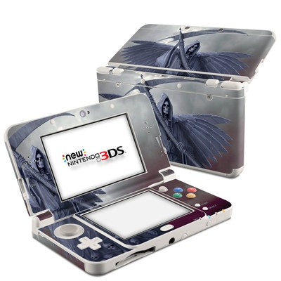Nintendo 3DS 2015 Skin - Death on Hold