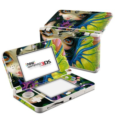 Nintendo 3DS 2015 Skin - Dragonling Child