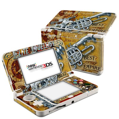 Nintendo 3DS 2015 Skin - The Duelist