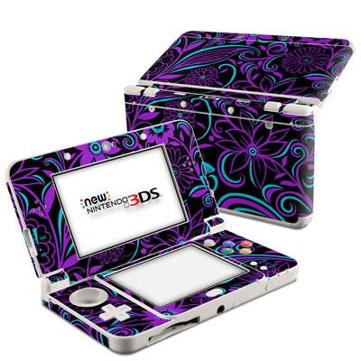 Nintendo 3DS 2015 Skin - Fascinating Surprise