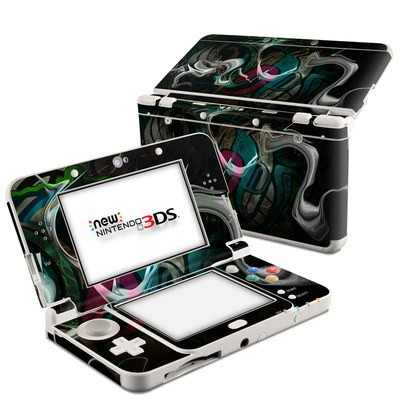 Nintendo 3DS 2015 Skin - Graffstract