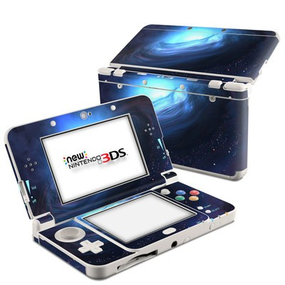 Nintendo 3DS 2015 Skin - Hidden Forces