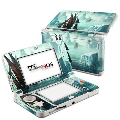Nintendo 3DS 2015 Skin - Into the Unknown