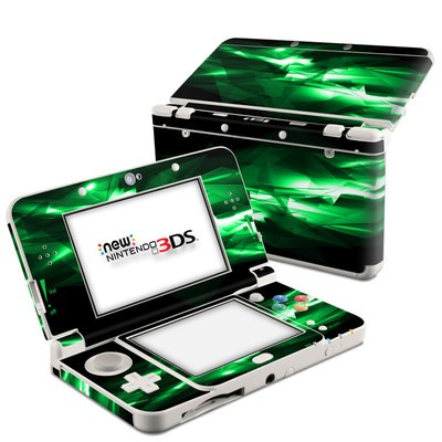 Nintendo 3DS 2015 Skin - Kryptonite
