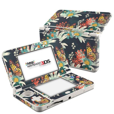 Nintendo 3DS 2015 Skin - Monarch Grove