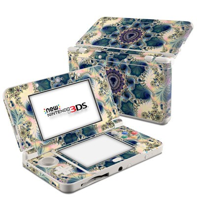 Nintendo 3DS 2015 Skin - Sea Horse