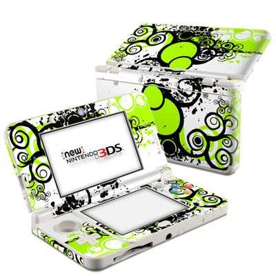 Nintendo 3DS 2015 Skin - Simply Green