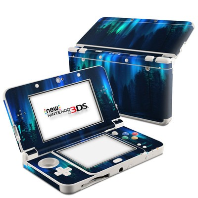 Nintendo 3DS 2015 Skin - Song of the Sky