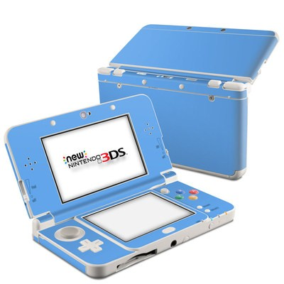 Nintendo 3DS 2015 Skin - Solid State Blue