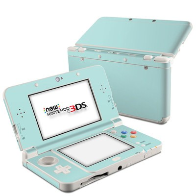 Nintendo 3DS 2015 Skin - Solid State Mint