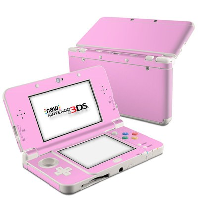 Nintendo 3DS 2015 Skin - Solid State Pink