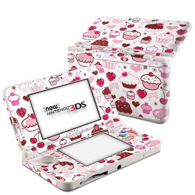 Nintendo 3DS 2015 Skin - Sweet Shoppe