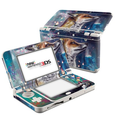 Nintendo 3DS 2015 Skin - There is a Light