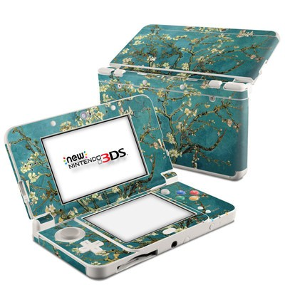 Nintendo 3DS 2015 Skin - Blossoming Almond Tree