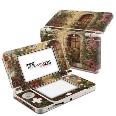 Nintendo 3DS 2015 Skin - The Window