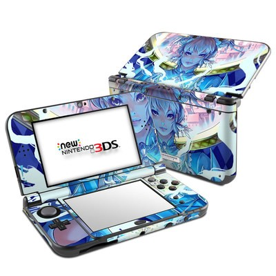 Nintendo 3DS LL Skin - A Vision
