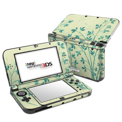 Nintendo 3DS LL Skin - Beauty Branch