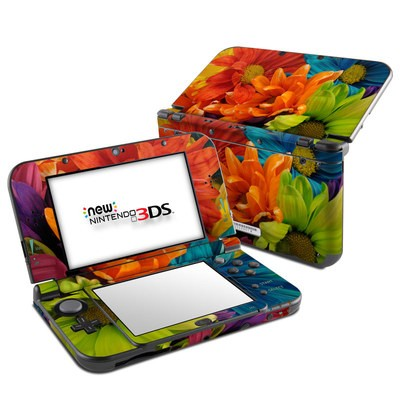 Nintendo 3DS LL Skin - Colours