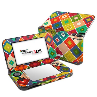 Nintendo 3DS LL Skin - Diamante