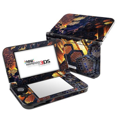 Nintendo 3DS LL Skin - Hivemind