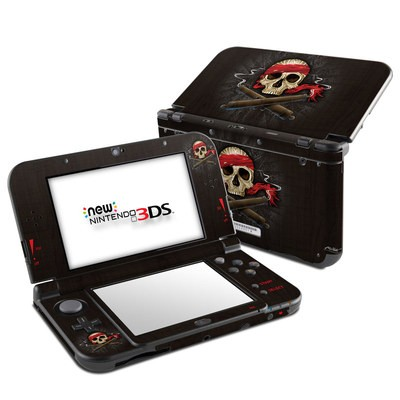 Nintendo 3DS LL Skin - High Seas Drifter