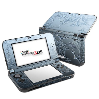 Nintendo 3DS LL Skin - Icy