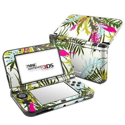 Nintendo 3DS LL Skin - Josette Morning