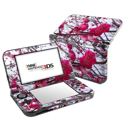 Nintendo 3DS LL Skin - Spring In Japan