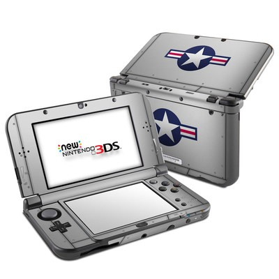 Nintendo 3DS LL Skin - Wing