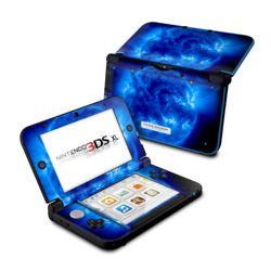 Nintendo 3DS XL Skin - Blue Giant