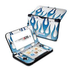 Nintendo 3DS XL Skin - Chill