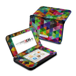 Nintendo 3DS XL Skin - Connection