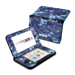 Nintendo 3DS XL Skin - Digital Sky Camo