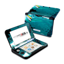 Nintendo 3DS XL Skin - Hit The Waves