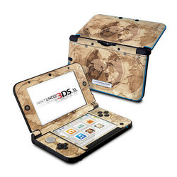 Nintendo 3DS XL Skin - Quest