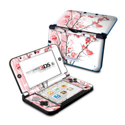 Nintendo 3DS XL Skin - Pink Tranquility